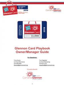 2019 Glennon Card Playbook