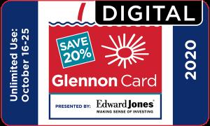 2020 Digital Glennon Card