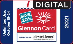 2021 Digital Glennon Card