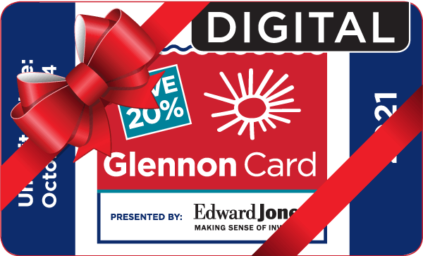 Gift a 2021 Digital Glennon Card