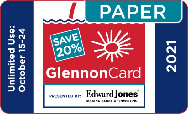 2021 Paper Glennon Card product image